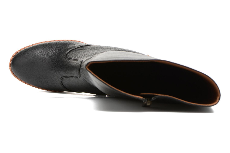 Bottes See by Chloé Stasya High Boot Noir vue gauche