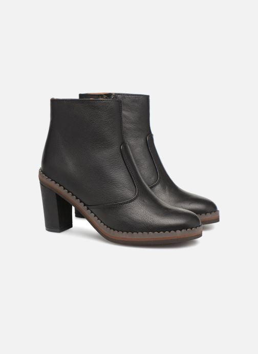 Bottines et boots See by Chloé Stasya Bootie Noir vue 3/4