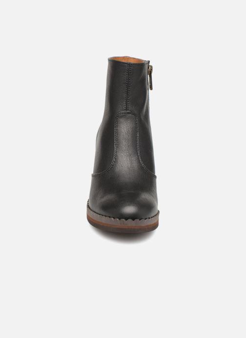 Bottines et boots See by Chloé Stasya Bootie Noir vue portées chaussures
