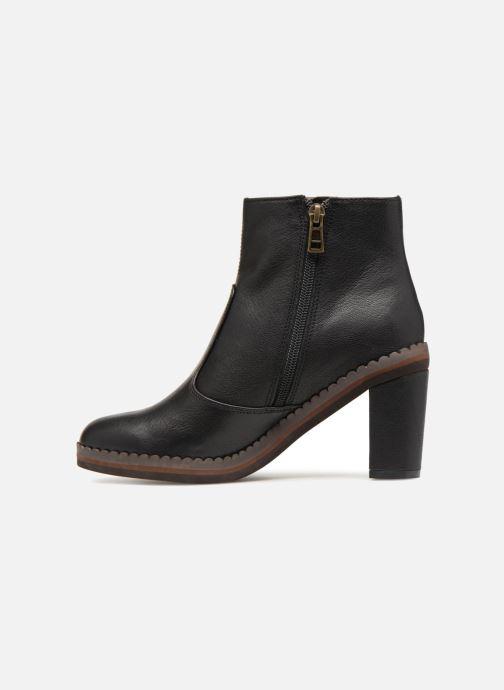 Boots en enkellaarsjes See by Chloé Stasya Bootie Zwart voorkant