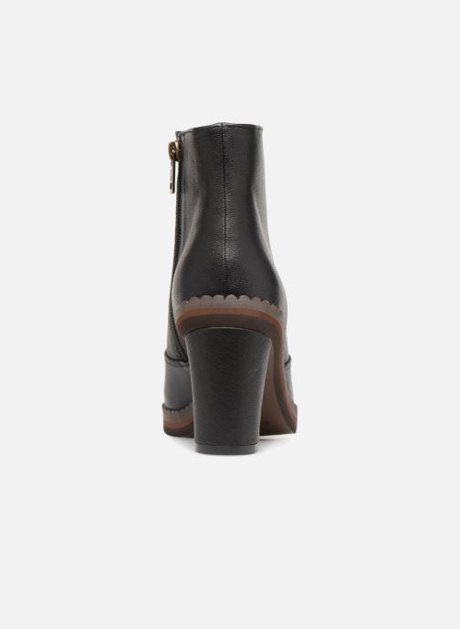 Boots en enkellaarsjes See by Chloé Stasya Bootie Zwart rechts