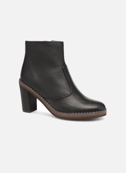 Boots en enkellaarsjes See by Chloé Stasya Bootie Zwart detail
