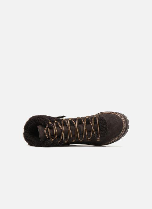 Bottines et boots See by Chloé Eileen Gris vue gauche