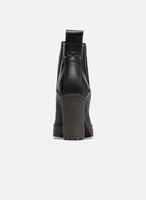 Boots en enkellaarsjes See by Chloé Tanya Zwart rechts