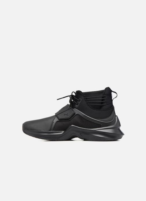 Sneaker Puma FENTY TRAINER WN schwarz ansicht von vorne