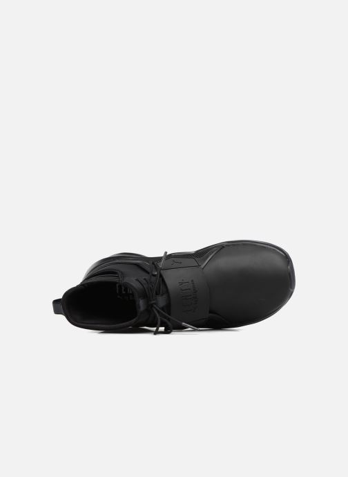 Sneaker Puma FENTY TRAINER WN schwarz ansicht von links