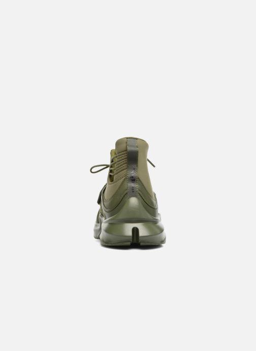 Sneaker Puma FENTY TRAINER WN grün ansicht von rechts