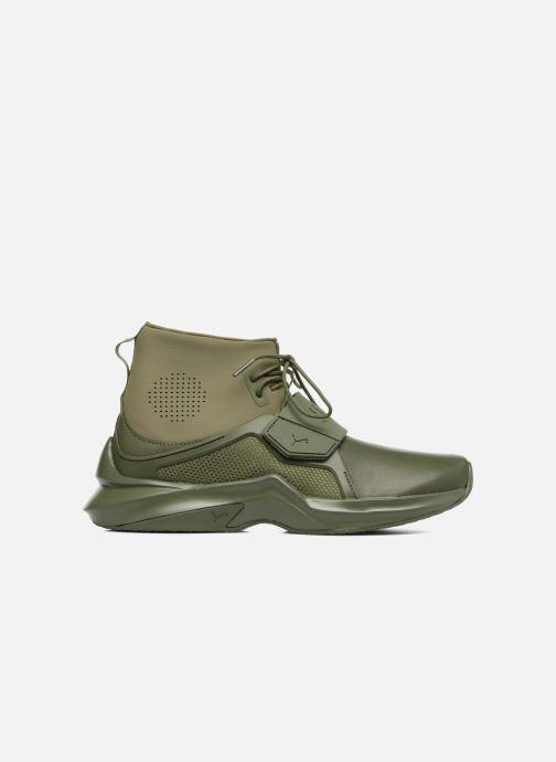Sneaker Puma FENTY TRAINER WN grün ansicht von hinten
