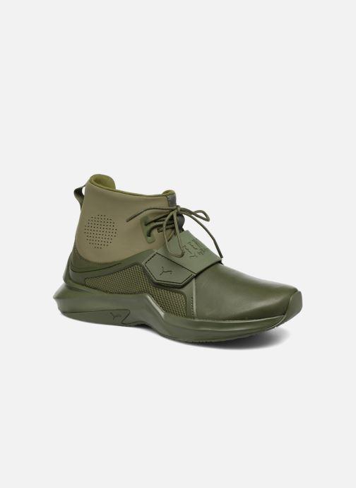 Sneaker Puma FENTY TRAINER WN grün detaillierte ansicht/modell