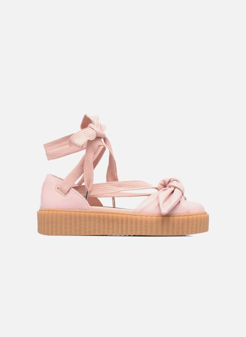 chaussure puma nu pied