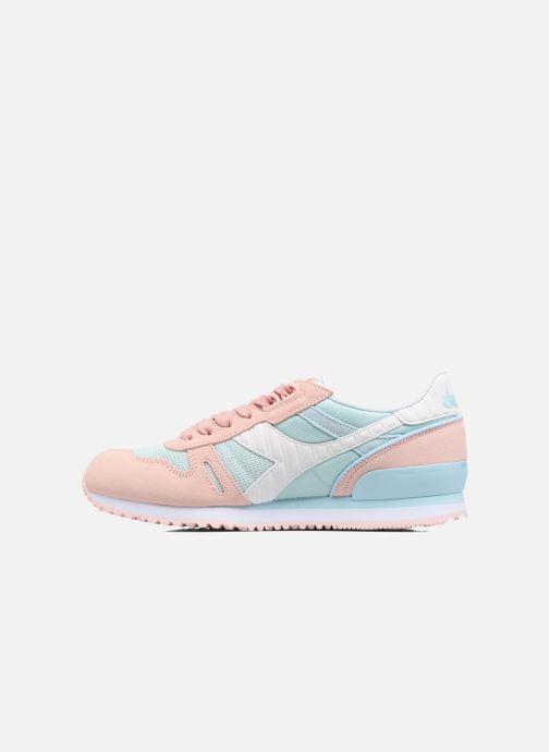 Sneakers Diadora TITAN II W Blauw voorkant