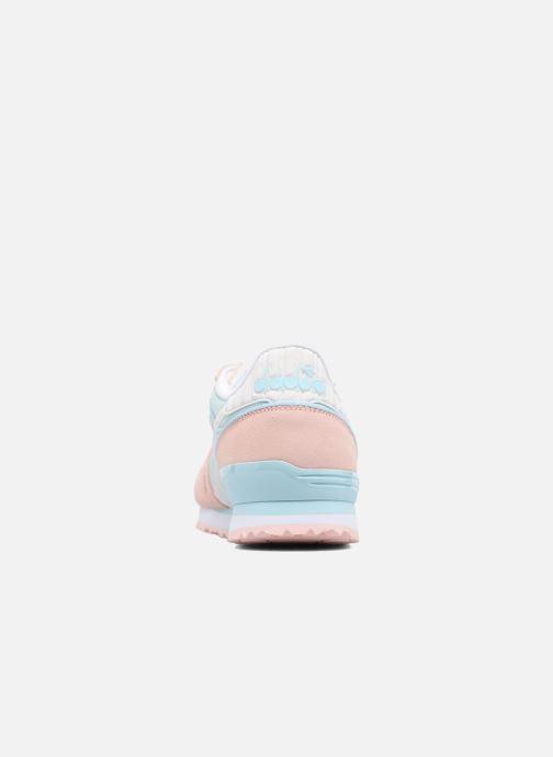 Sneakers Diadora TITAN II W Blauw rechts