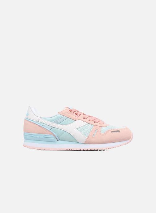 Sneakers Diadora TITAN II W Blauw achterkant