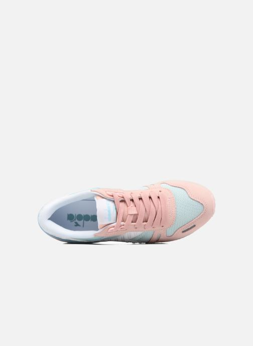 Sneakers Diadora TITAN II W Blauw links
