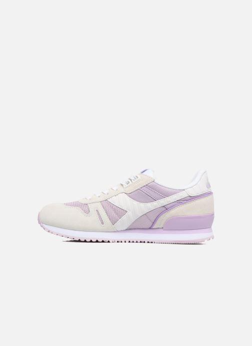 Sneakers Diadora TITAN II W Roze voorkant