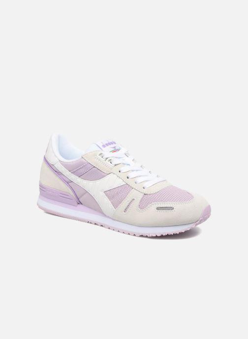 Sneakers Diadora TITAN II W Roze detail