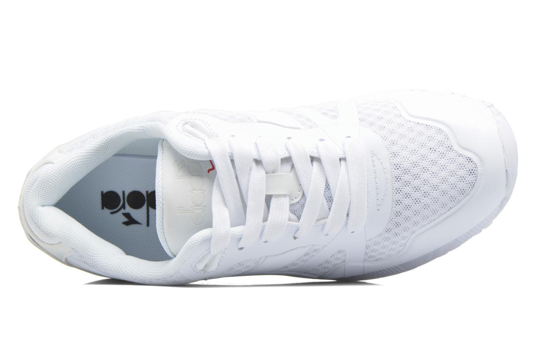Baskets Diadora N9000 MM II Blanc vue gauche