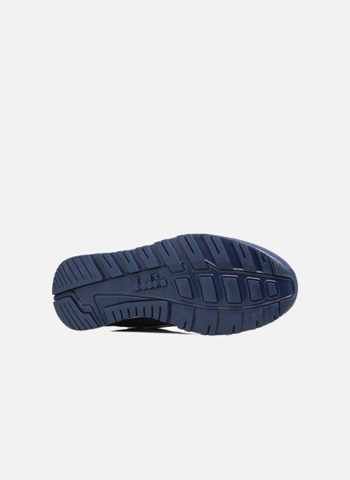 Baskets Diadora N9000 III Bleu vue haut