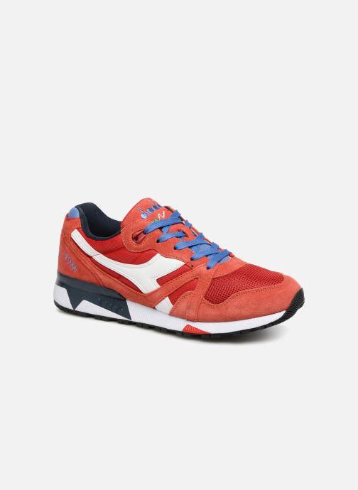 Diadora N9000 III (Rosso) Sneakers chez Sarenza (346477)