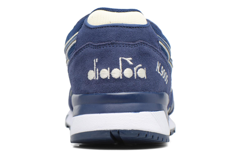 Sneakers Diadora N9000 III Blå Se fra højre