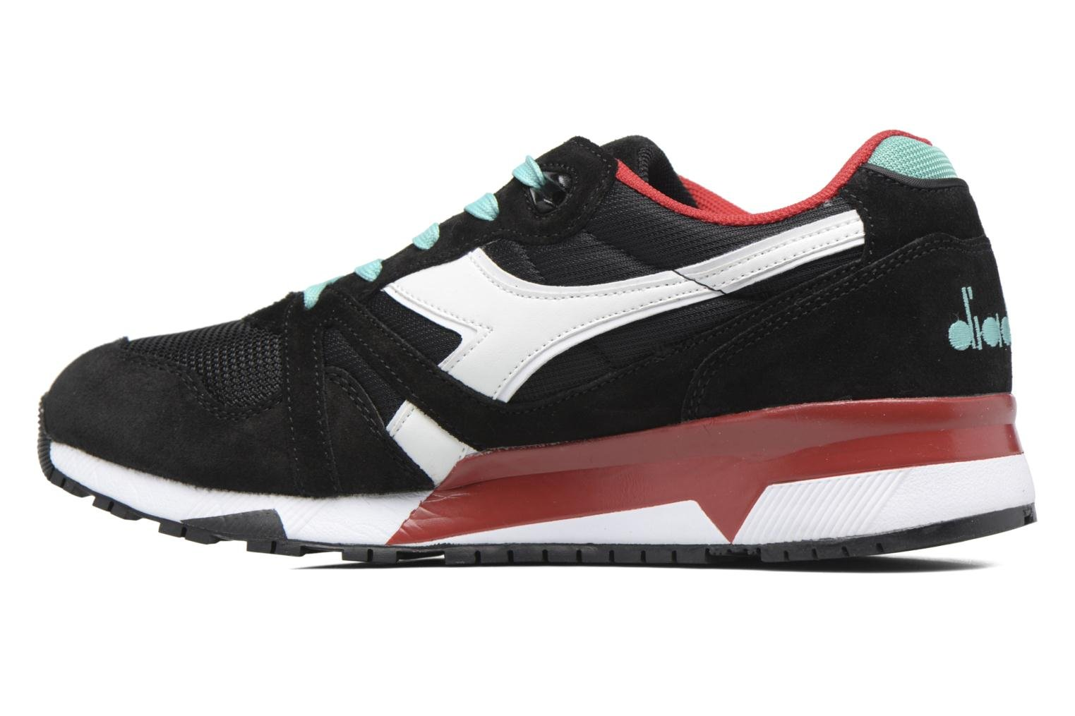 Trainers Diadora N9000 III Multicolor front view