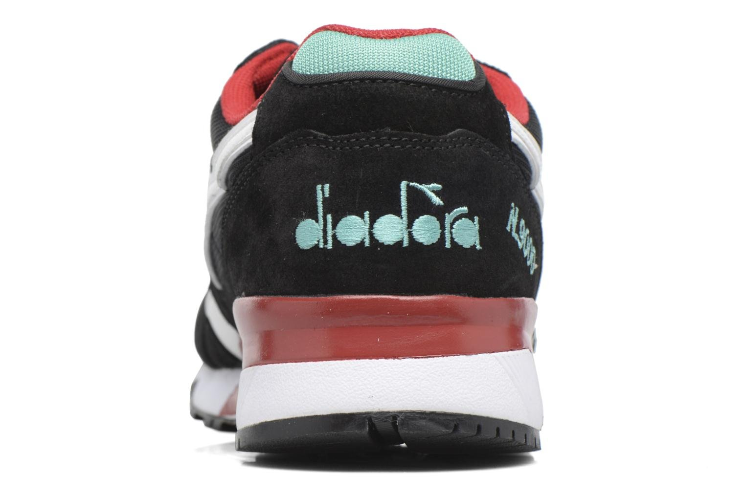 Trainers Diadora N9000 III Multicolor view from the right
