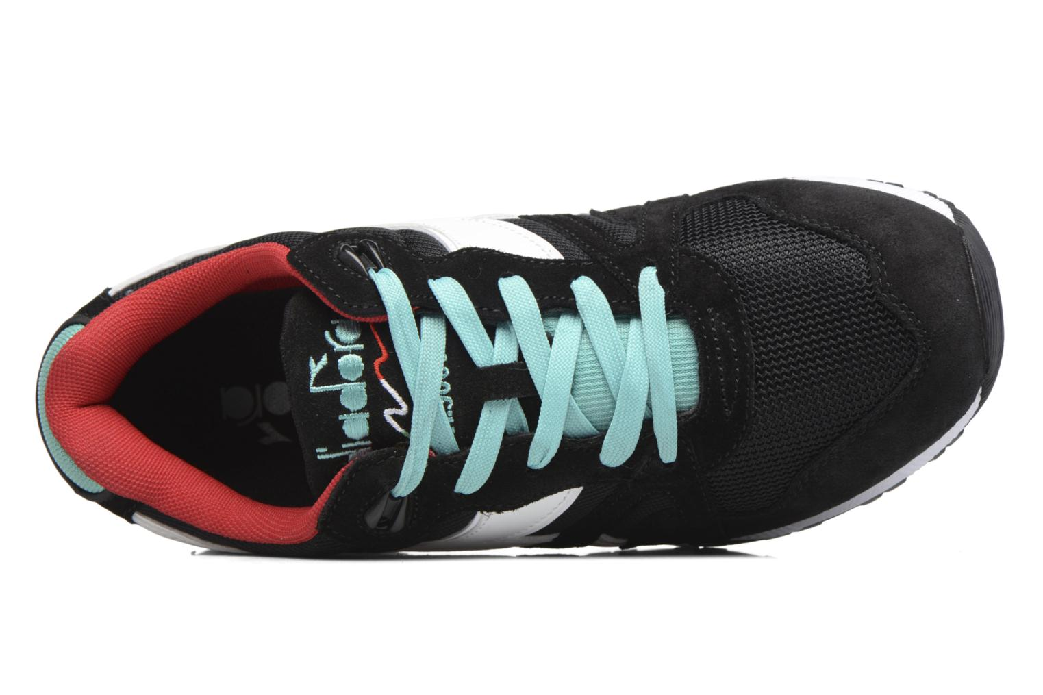 Trainers Diadora N9000 III Multicolor view from the left