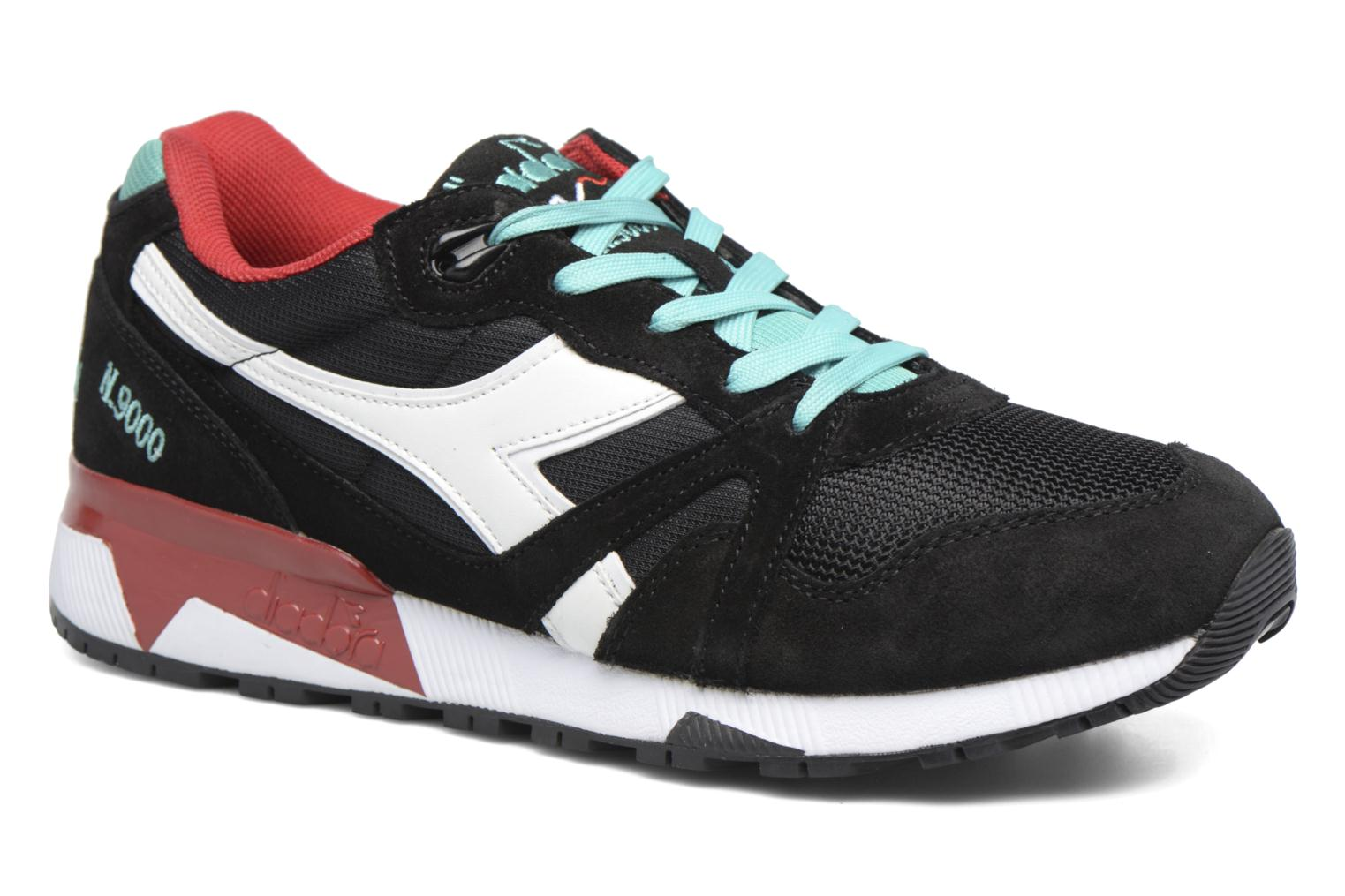 Trainers Diadora N9000 III Multicolor detailed view/ Pair view