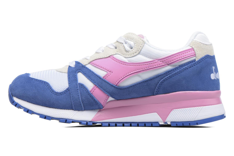 Sneaker Diadora N9000 III rosa ansicht von vorne