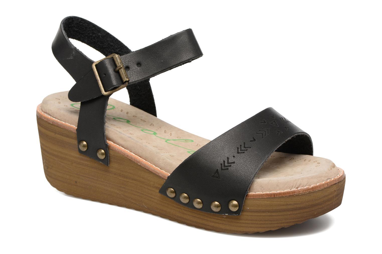 Sandalen Coolway Casidi schwarz detaillierte ansicht/modell
