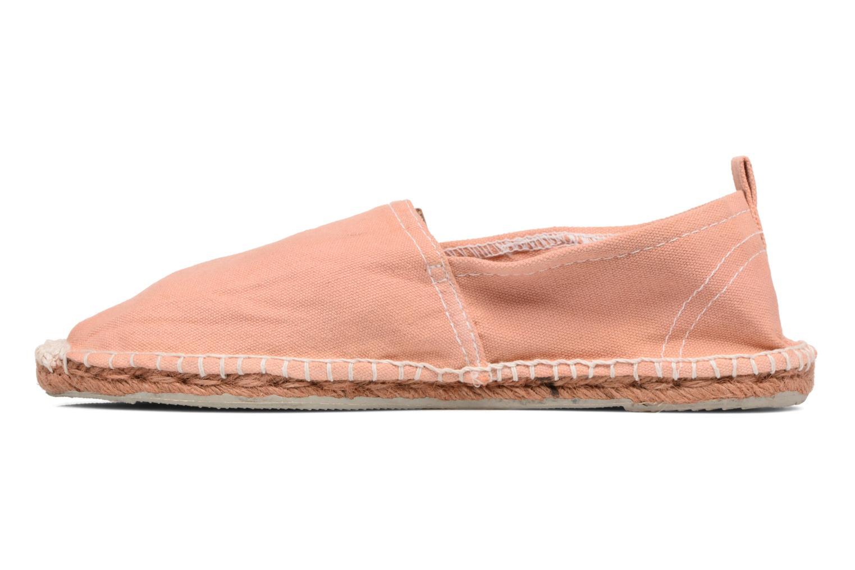 Espadrilles Coolway Jori rosa ansicht von vorne