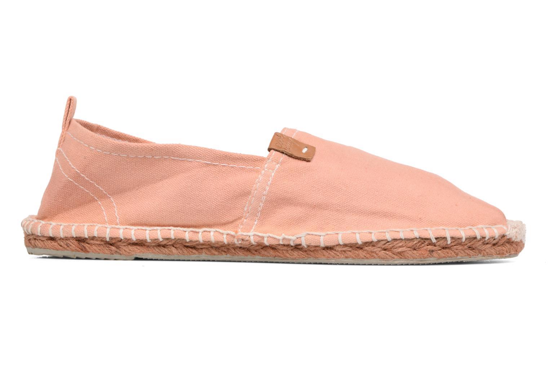 Espadrilles Coolway Jori rosa ansicht von hinten
