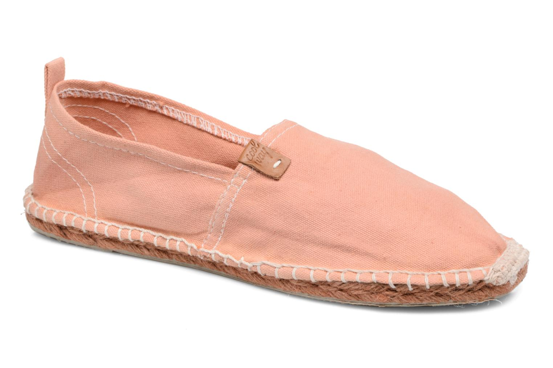 Espadrilles Coolway Jori rosa detaillierte ansicht/modell