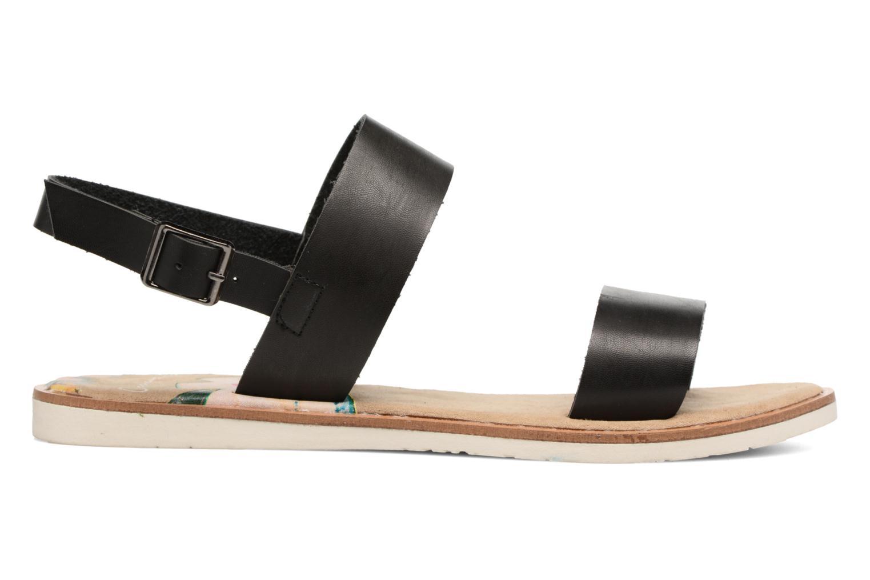 Sandalen Coolway Morel Zwart achterkant