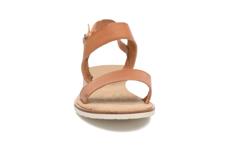 Sandalen Coolway Morel braun schuhe getragen