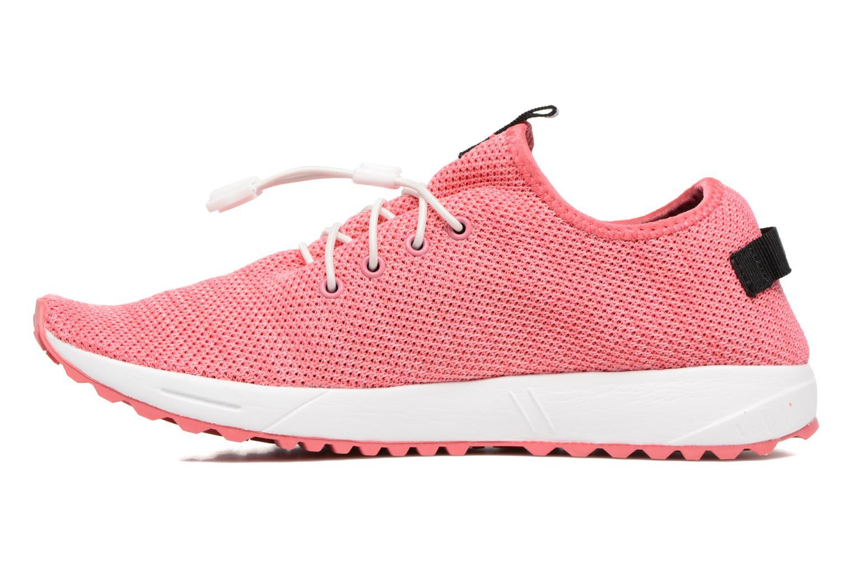 Sneaker Coolway Tahali rosa ansicht von vorne