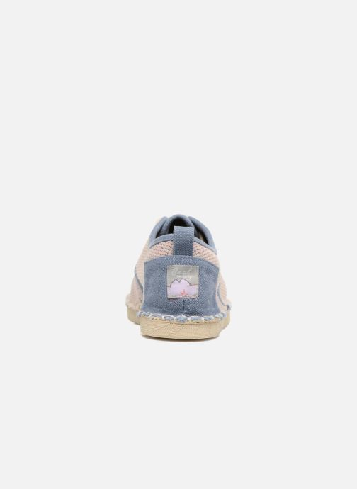 Chaussures à lacets Coolway Trebol Marron vue droite