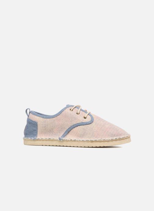 Chaussures à lacets Coolway Trebol Marron vue derrière