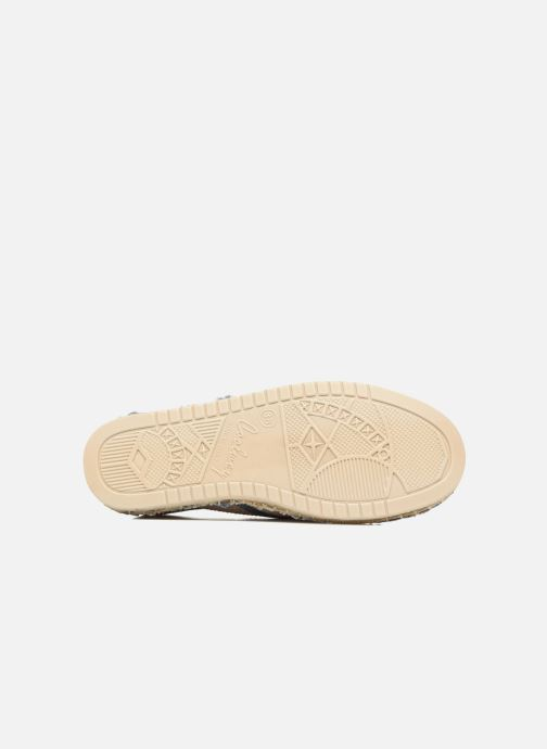 Chaussures à lacets Coolway Trebol Marron vue haut