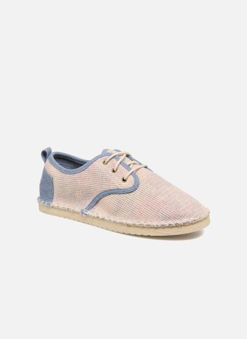 Chaussures à lacets Coolway Trebol Marron vue détail/paire