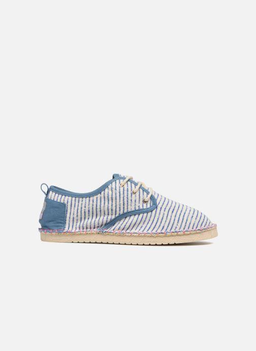 Zapatos con cordones Coolway Trebol Azul vistra trasera