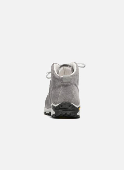 Sport shoes Kimberfeel SELLA Grey view from the right