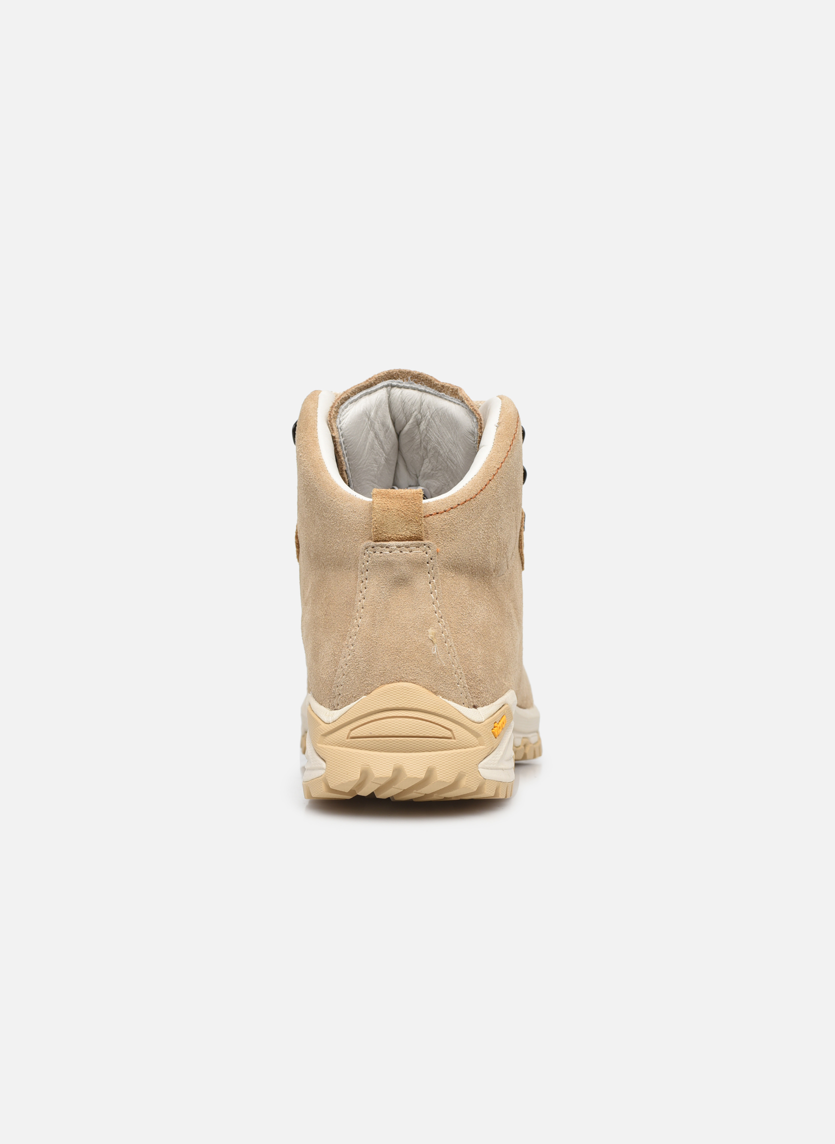 Sport shoes Kimberfeel SELLA Beige view from the right