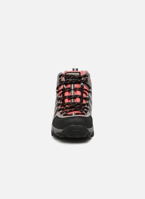 Chaussures de sport Kimberfeel ROBSON Gris vue portées chaussures