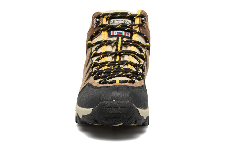 Scarpe sportive Kimberfeel ROBSON Beige modello indossato