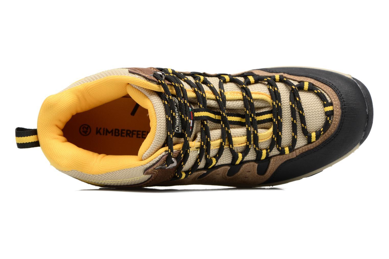 Scarpe sportive Kimberfeel ROBSON Beige immagine sinistra