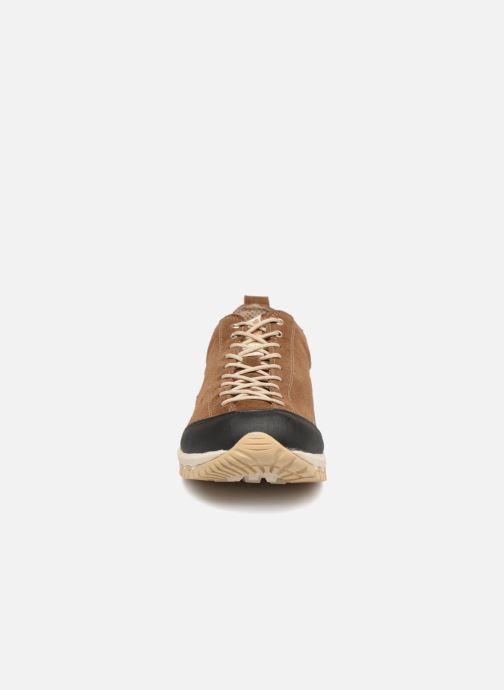 Chaussures de sport Kimberfeel Chogori Marron vue portées chaussures