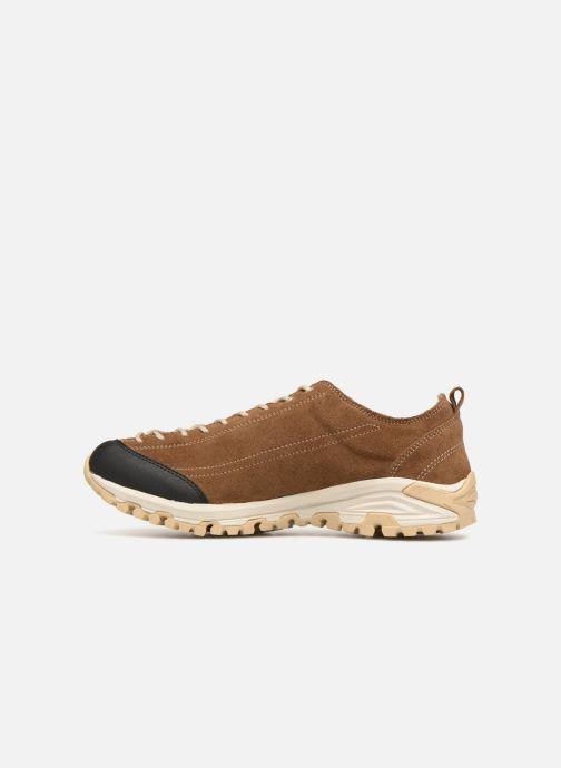 Chaussures de sport Kimberfeel Chogori Marron vue face