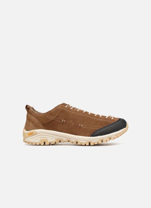 Chaussures de sport Kimberfeel Chogori Marron vue derrière