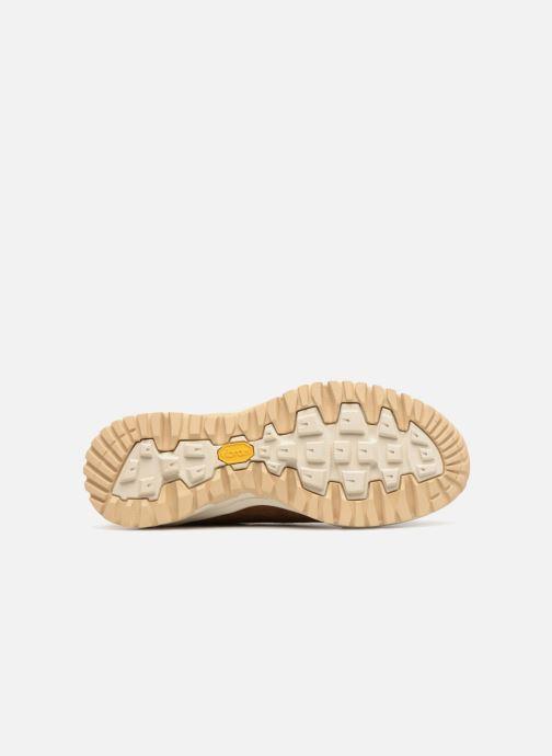 Chaussures de sport Kimberfeel Chogori Marron vue haut